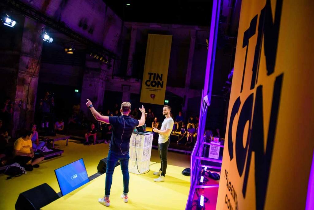 JG TINCON Berlin 2017
